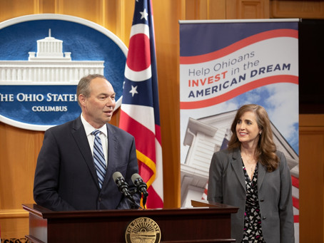 Senators Peterson and Gavarone Introduce Bill to Make Home Buying More Affordable