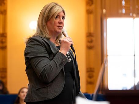 Senate Passes Kunze Bill Raising Awareness for ALS