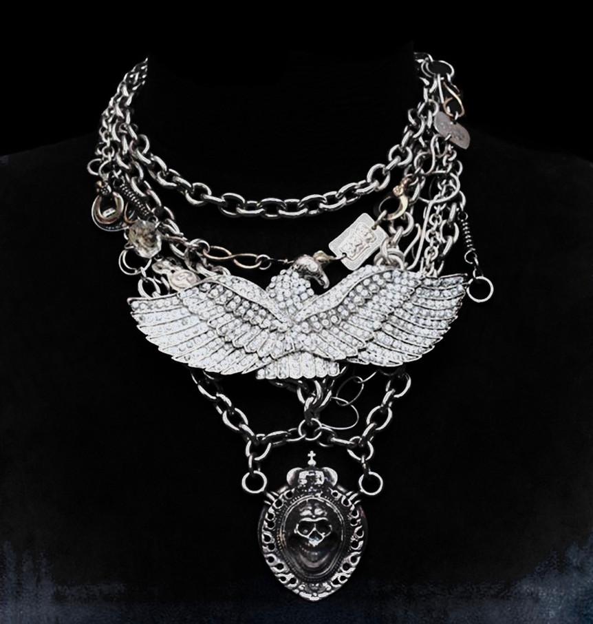 Stay High Necklace by Domzalski & Gazaryan