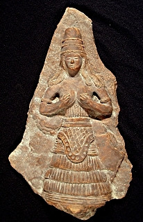 The Goddess for February - Inanna