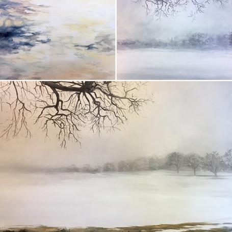 Sound IV, Foggy Day Blue, Foggy Day