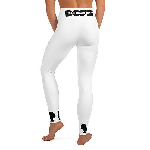 """Black Women Are Dope"" R.Y.R Yoga Leggings"