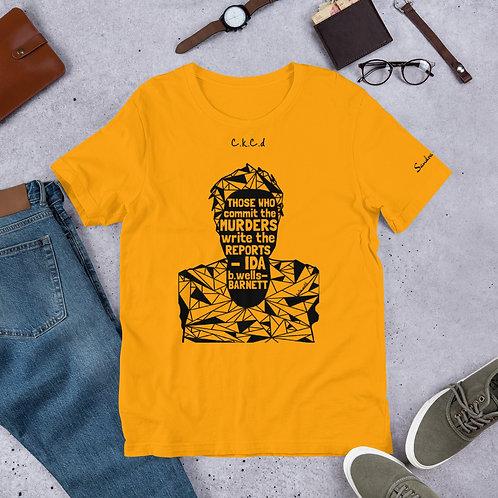 Sandra-Ida Short-Sleeve Unisex T-Shirt (#CkCd series)