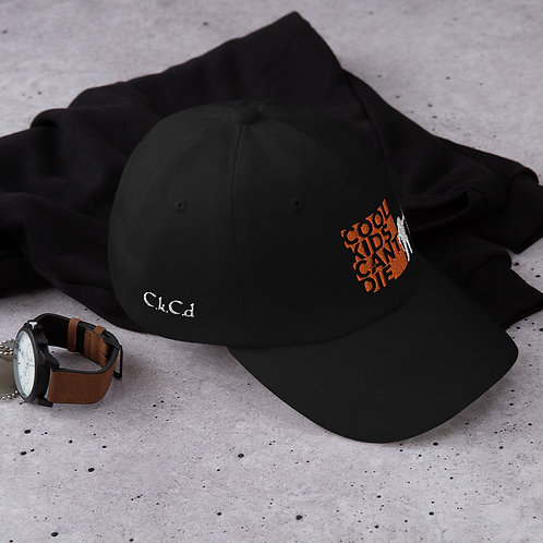 """Official """"CKCD"""" Low Profile Dad hat"""