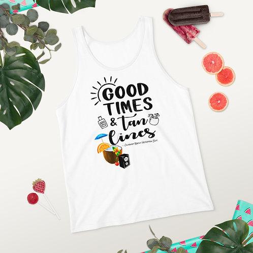 """Good Times & Tan Lines"" Tank Top"