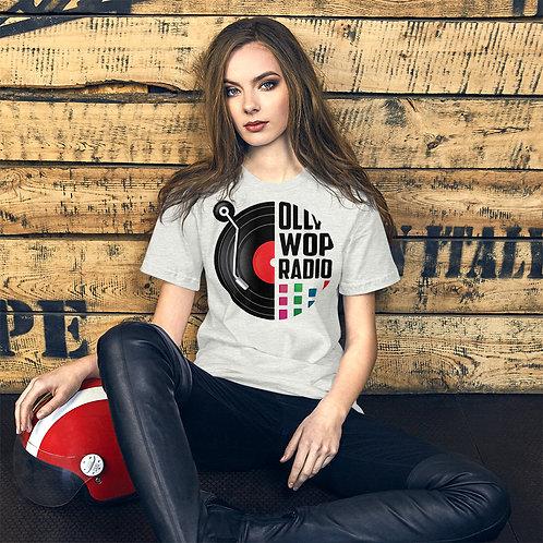 """Ollywop Radio"" Short-Sleeve Unisex T-Shirt"