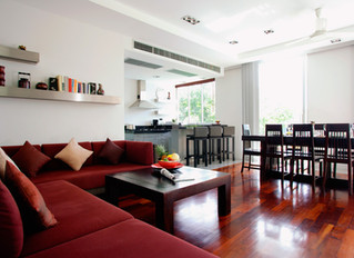 9 Great Colors To Pair With Red For Your Home