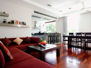 Methods for Choosing Interior Paint By Using Natural Lights