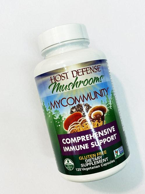 MyCommunity® Mushroom Capsules - Immunity