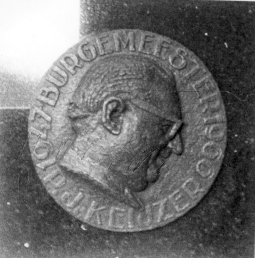 PO184 Burgemeester P.J.Keijzer