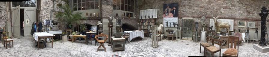 Panorama tentoonstelling 100 jaar Pieter d'Hont