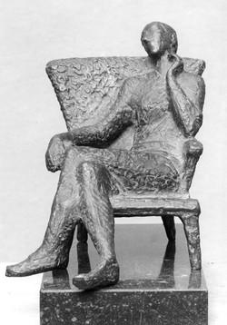VP16 Vrouw in stoel
