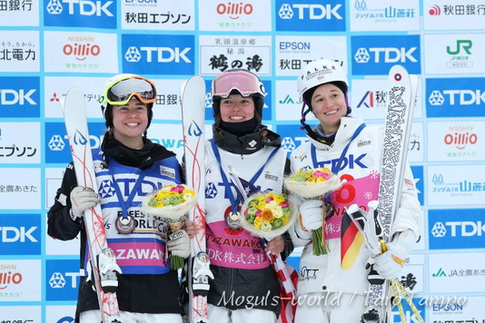 1st Place - World Cup