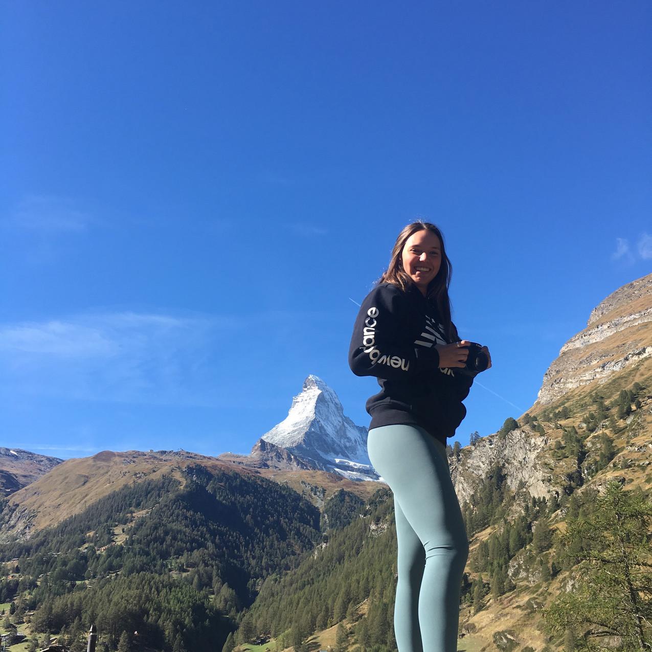 The Matterhorn!