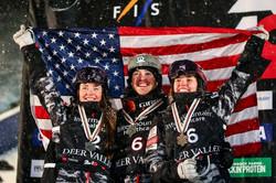 2019 World Championships Bronze