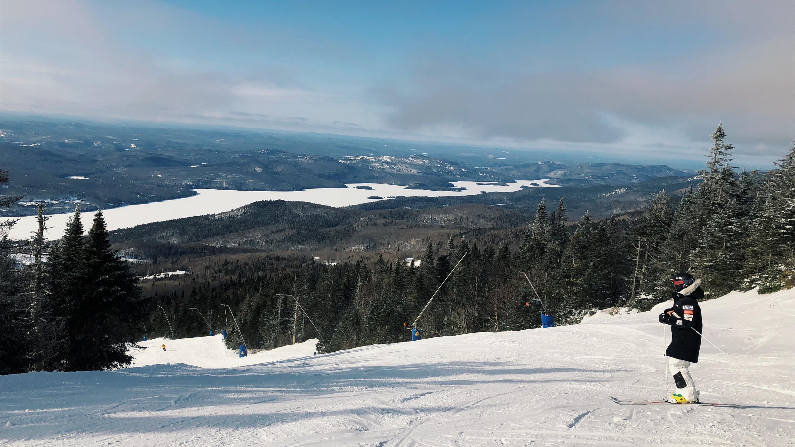 Mont Tremblant views