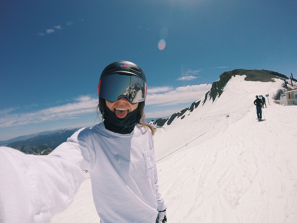 Smiling in Squaw