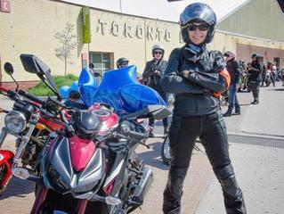 International Female Ride Day (IFRD)