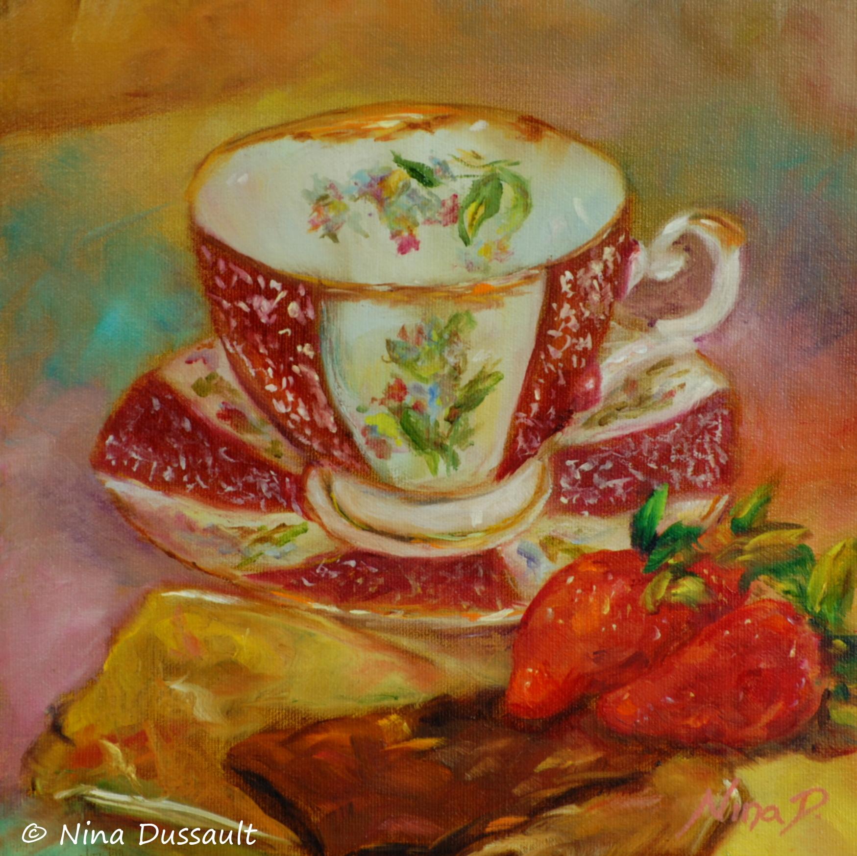 Amour chocola-thé
