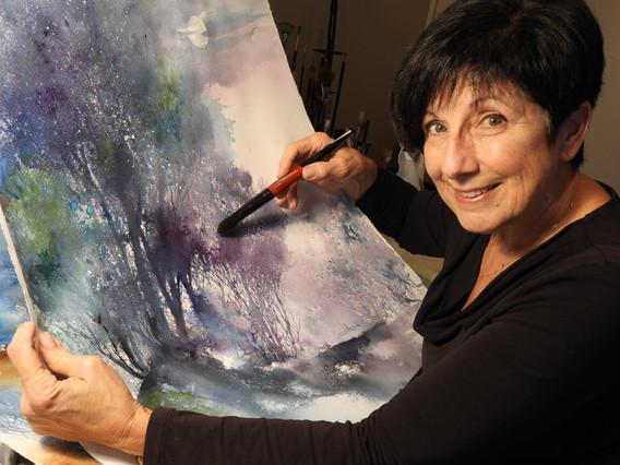 Diane-peintre bonne fabriano.JPG