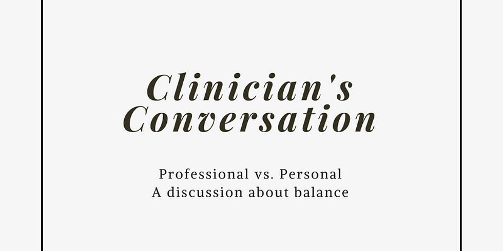 Clinician's Conversation (1)