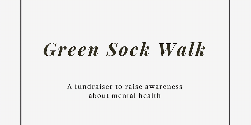 Green Sock Walk #Quaraintine Style