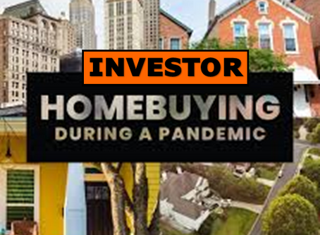 Pandemic Could Mean Opportunity for Real Estate Investors
