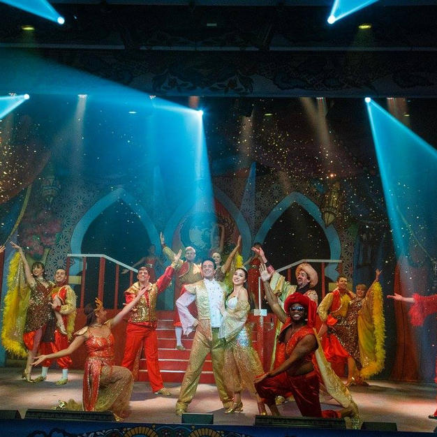 Millfield Theatre Panto Set Design (2011-)