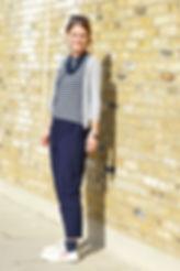 Monpe trousers worn by DressLikeAMum