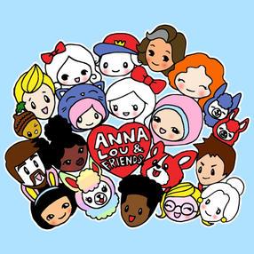 Anna Lou & Friends Animation (2020-)