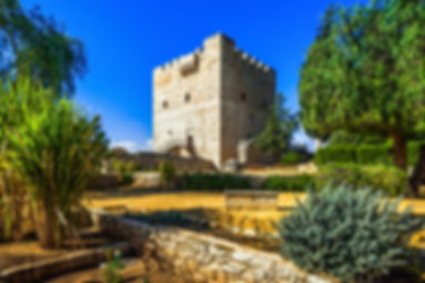 Cyprus Citizenship by Investment Programme Kolossi Castle