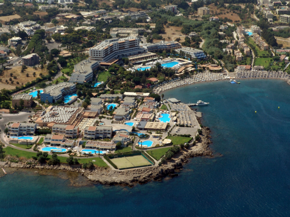 Harvard Investment Group invests in Aldemar Hotels Greece