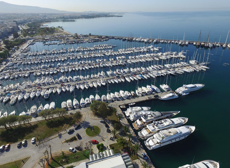 Greek Government agrees Alimos Marina Investment to Aktor for € 57.5 million