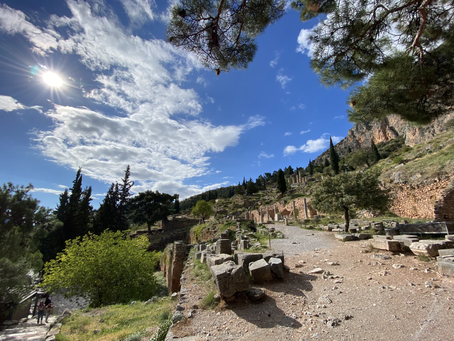 Notes from a Visit to Delphi