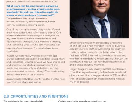Global Entrepreneurship Report