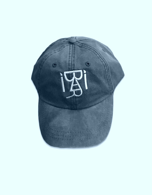 Distressed Dad Hat (Navy)