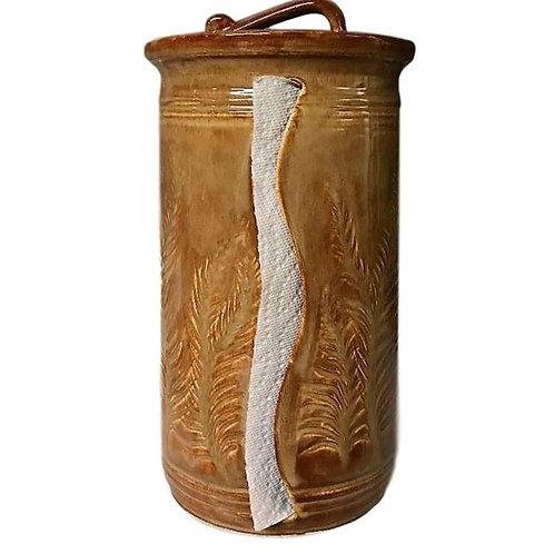 Nutmeg   Carved Leaves Design