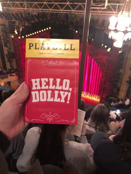 Berklee on Broadway Trip_Participant