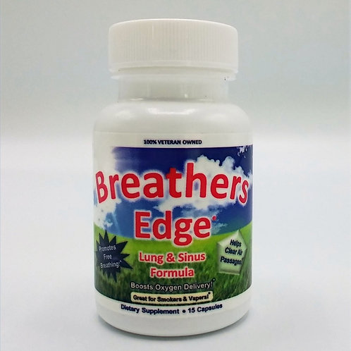 Breathers Edge 15 ct. (6 bottles)