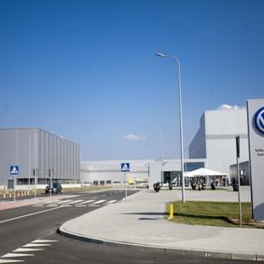 Rozruch Fabryki Volkswagen Crafter