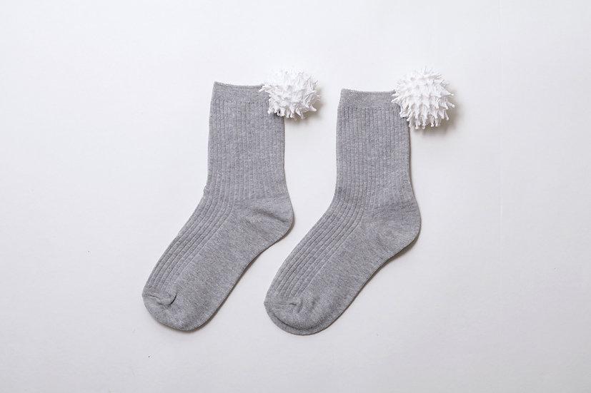 kumo socks / GRY
