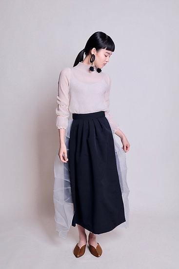 Organdie skirt