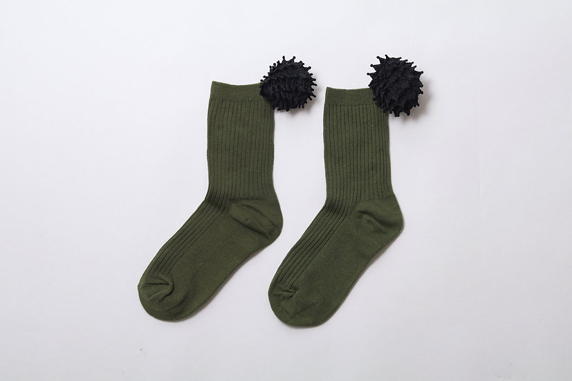 kumo socks / GRN