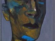 9- DétAChEmENt 39x25,5cm -  Acrylique et pastel sur bois