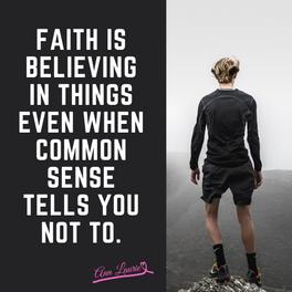 Faith ...