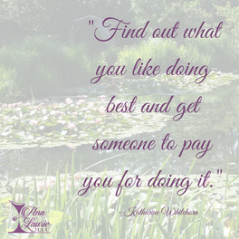 #WiseWords from Katharine Whitehorn...