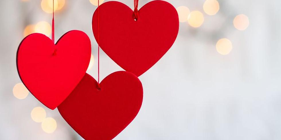 Wine and Roses Valentine's Day Celebration