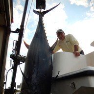 Gaint Fishing in Cape Cod