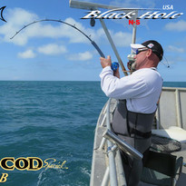 150g 56B Cape Cod Special Jigging Rod