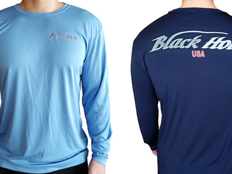 Black Hole USA Long Sleeve Shirts!